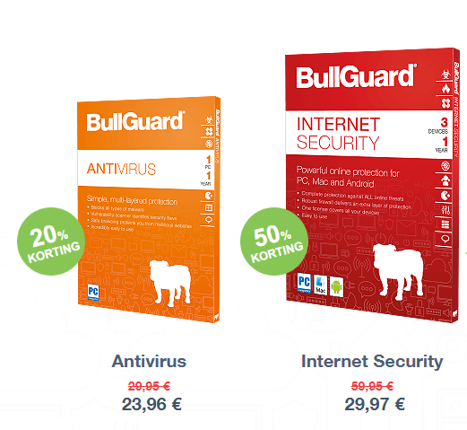 Bullguard Antivirus review 2018