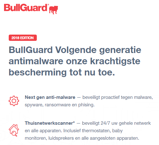bullguard 2018 review